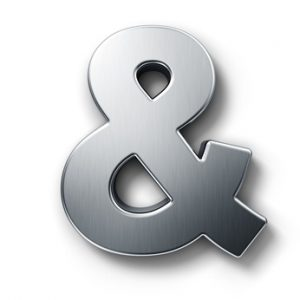 ampersand and when to use an ampersand