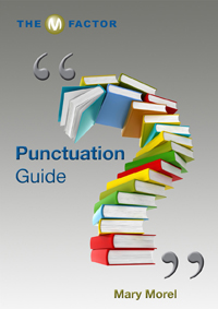 Punctuation Guide - $9.95