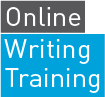 onlne writingtraining footer blue